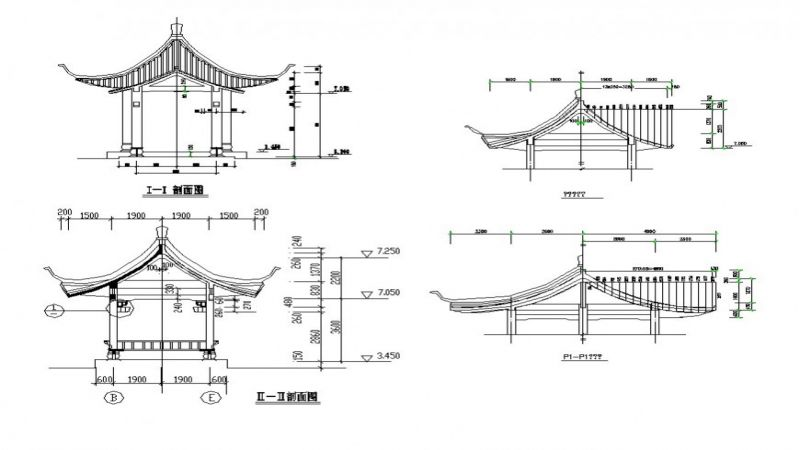 2d Construction Detail Drawings